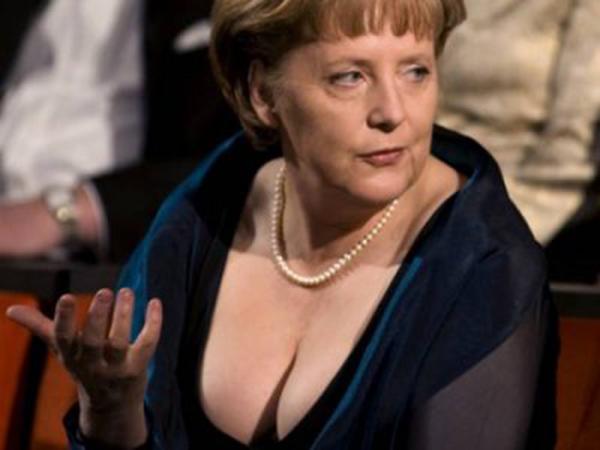 Norveška opera brujala je o Endžinom dekolteu Stil moćnih ljudi: Angela Merkel, Gvozdena Endži