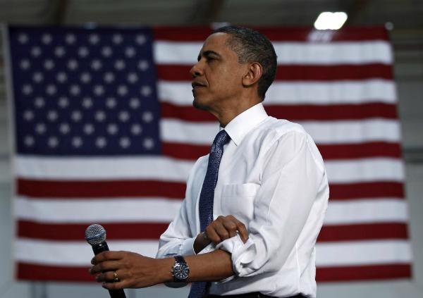 Obamini savrseno podvrnuti rukavi Stil moćnih ljudi: Obama više ne eksperimentiše