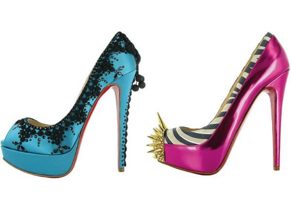 Picnik collage1 Modni zalogaji: Gucci, Christian Louboutin i naravno, H&M