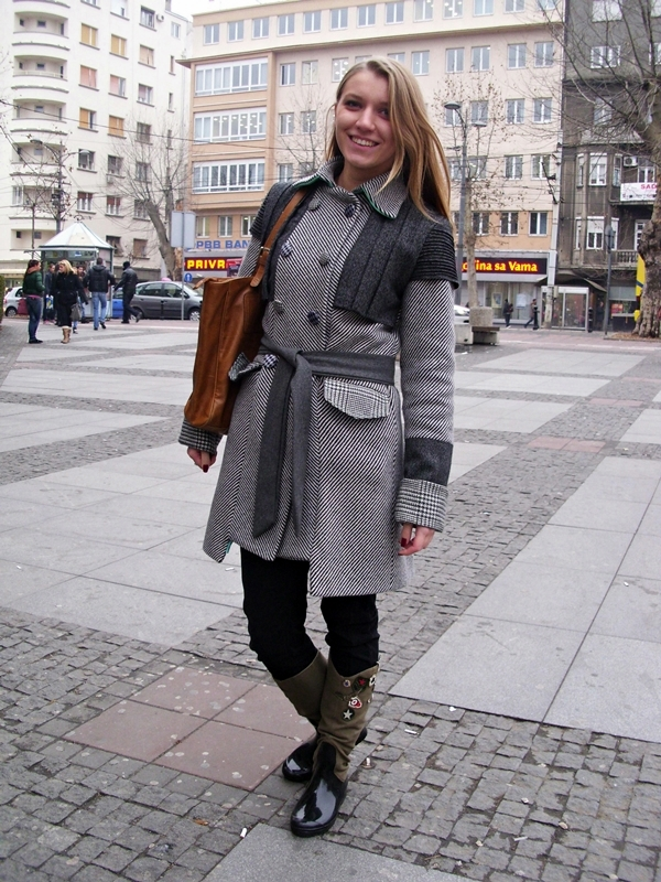 Plava 1 Belgrade Style Catcher: Redakcija Wannabe Magazine a