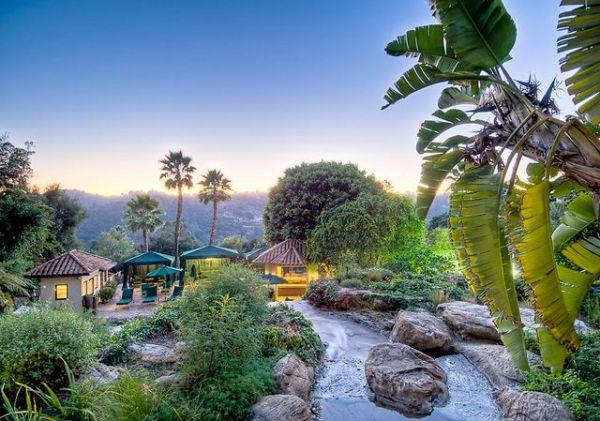Pogled iznad vodpada Kuće poznatih: Mark Valbergova kuća se prodaje