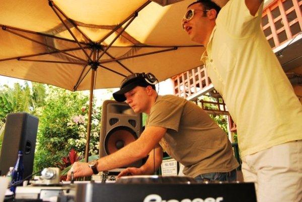 Pool party Miami Wannabe intervju: DJ Dušan Kačarević