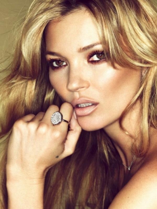 Prsten od belog zlata za sve prilike Kate Moss u Fred Jewelry kampanji