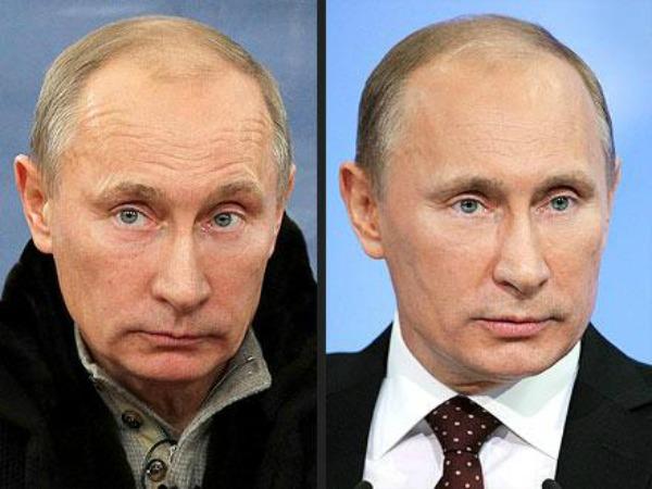 Putin Trach Up   Strah od smoga, vaški i starenja!