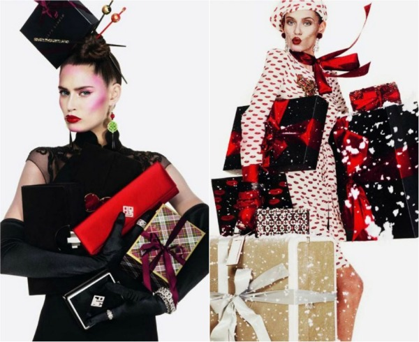Ralph Lauren Prada Vogue Paris: Srećni praznici