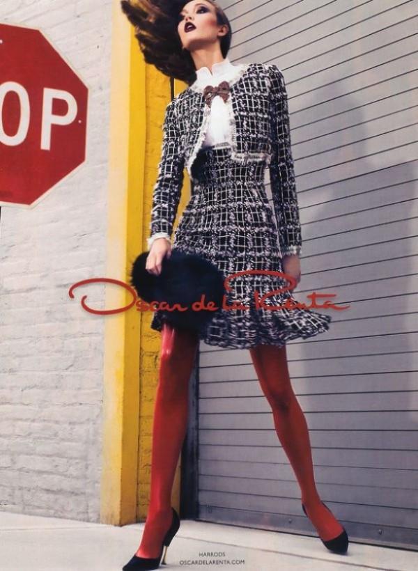 Slika 14 Oscar de la Renta – za hrabre i modno svesne devojke!