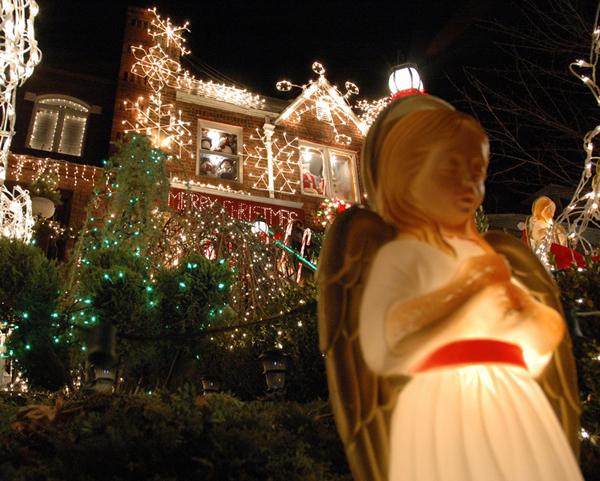 Slika32 Top 10 najlepše ukrašenih kuća