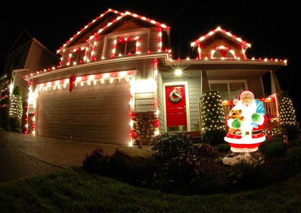 Slika83 Top 10 najlepše ukrašenih kuća