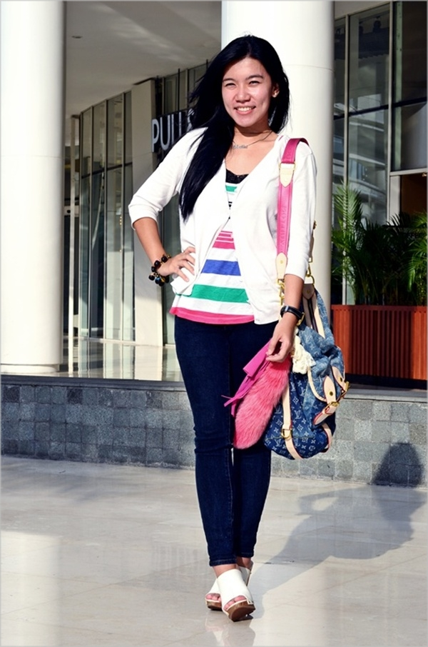 Street Style 11 Wannabe Planeta: Džakarta, Indonezija Style Catcher