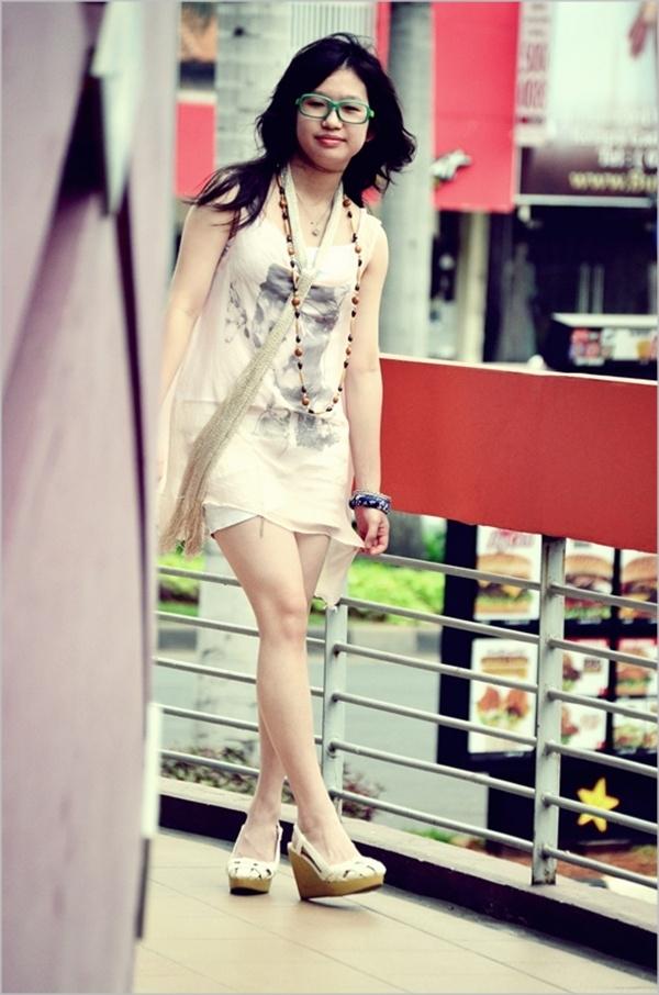 Street Style 2 Wannabe Planeta: Džakarta, Indonezija Style Catcher