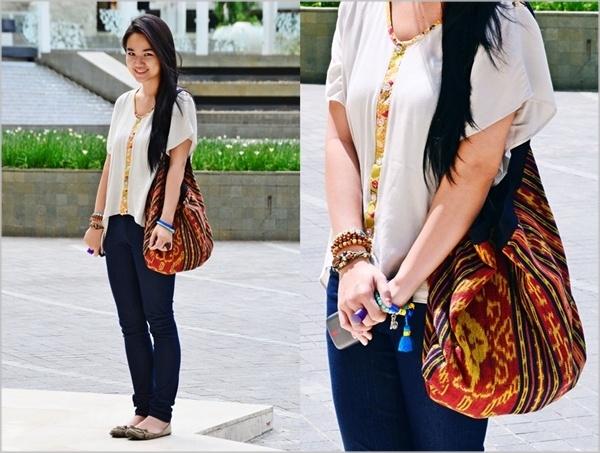 Street Style 3 Wannabe Planeta: Džakarta, Indonezija Style Catcher