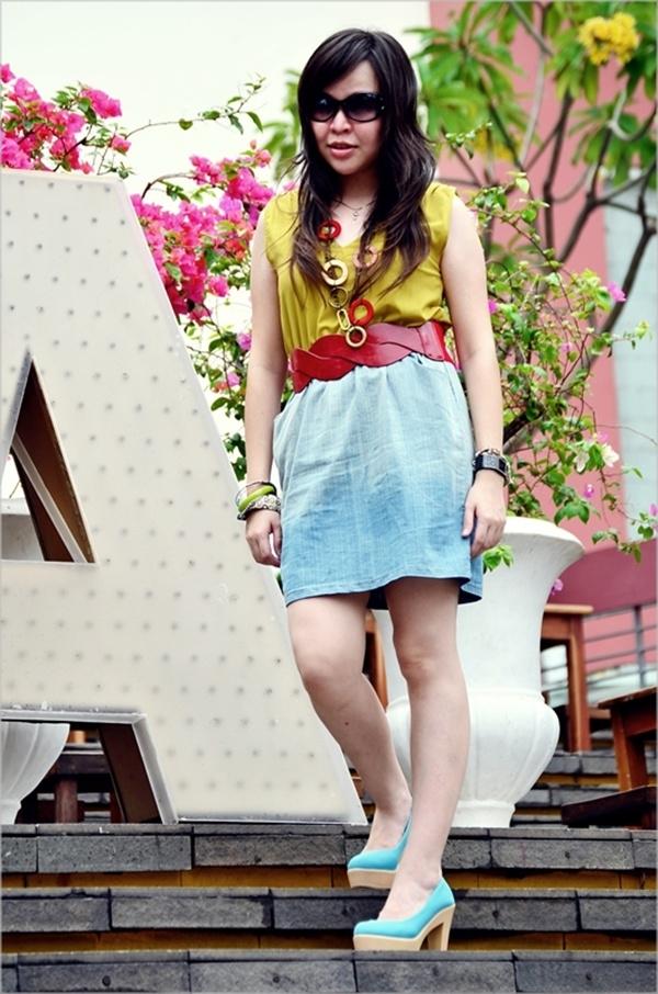 Street Style 5 Wannabe Planeta: Džakarta, Indonezija Style Catcher