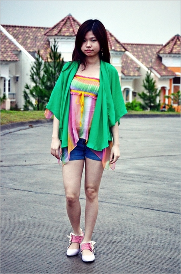 Street Style 7 Wannabe Planeta: Džakarta, Indonezija Style Catcher
