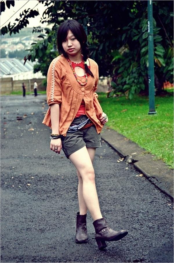 Street Style 9 Wannabe Planeta: Džakarta, Indonezija Style Catcher