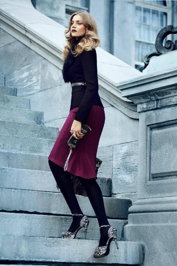 U trendu je zmijska koža Le Chateau: Poslovni izgled je u trendu!