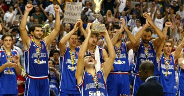 World 2002 Peđa Stojaković: Kraj blistave karijere srpskog snajpera