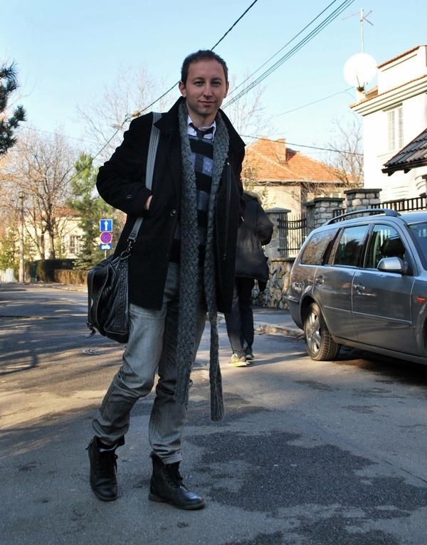 b Belgrade Style Catcher: Redakcija Wannabe Magazine a
