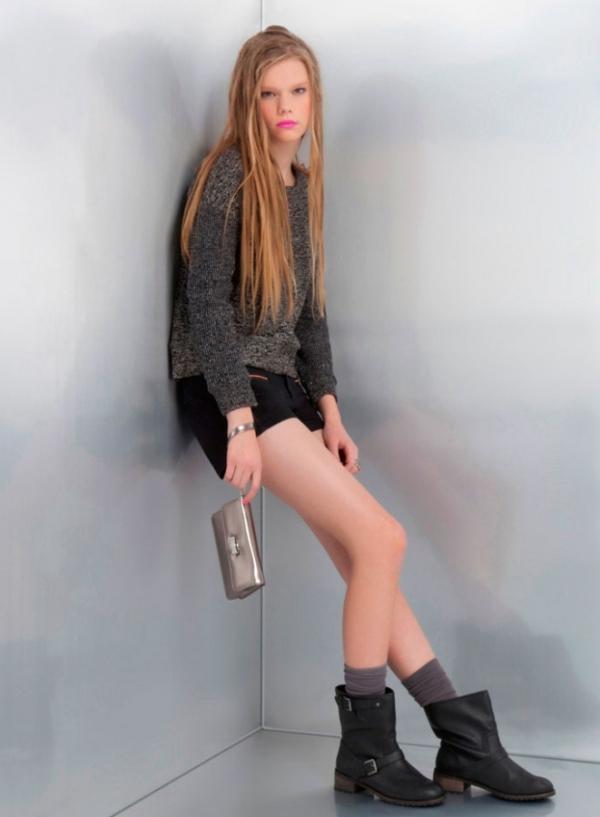 bershkadecember2011lookbook2 Bershka: Decembarska modna euforija