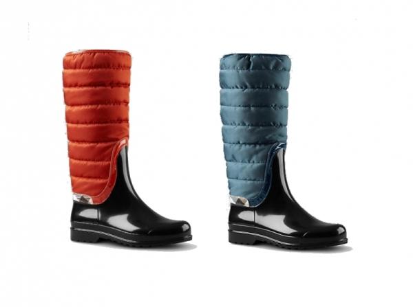 burberry rubber boots 2012 winter set6 Burberry voli gumu