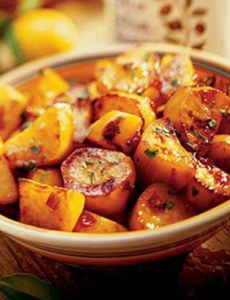 Krompir u prezlama