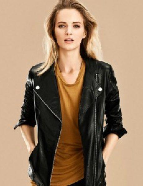 H&M: Jednostavno i kožno su u trendu