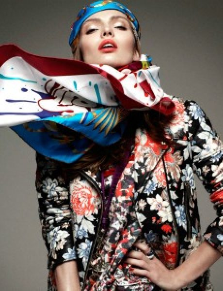 """""""Vogue Germany"""": Printovi su oživeli"""