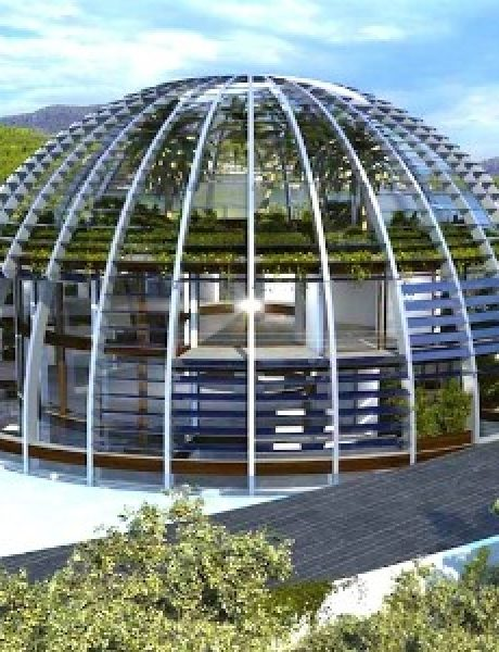 Da Vinci XXI: Neverovatna kuća iz snova Naomi Campbell