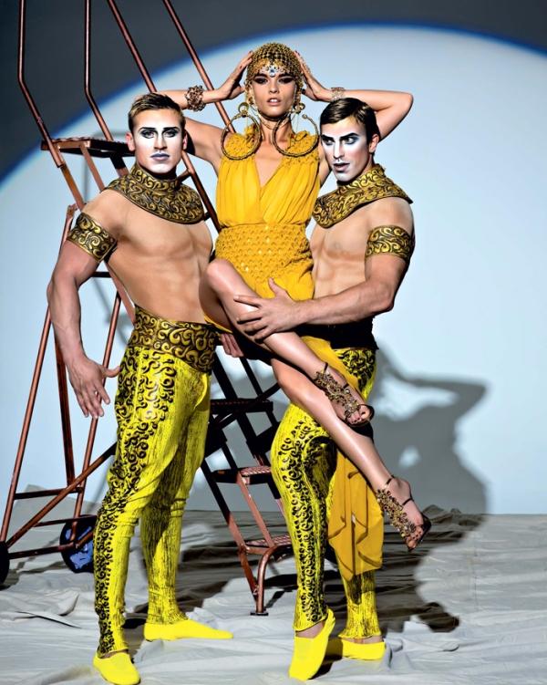 elgort1 Modni zalogaji: Cirkus i najbolje haljine