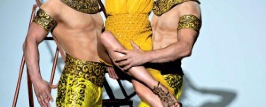 Modni zalogaji: Cirkus i najbolje haljine