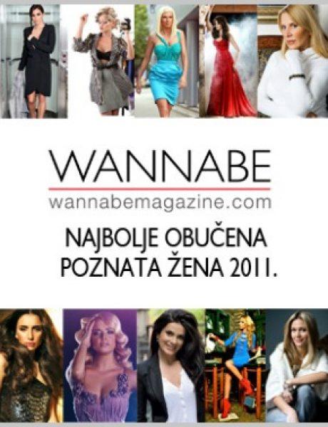 Ko su najbolje obučene žene u 2011. godini?