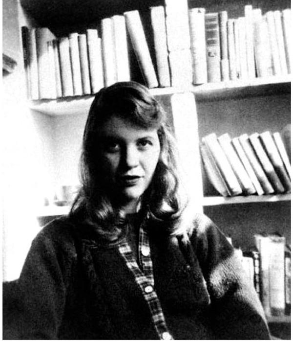 foto11 Flertovanje sa strašću i smrću: Sylvia Plath