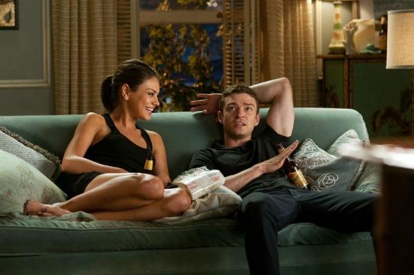 friends with benefits hollywood movie justin timberlake mila kunis sexy stills 1024x681 Ljubavne bajke – samo na filmu ili...?