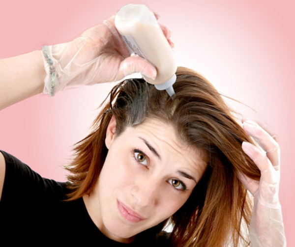 hair dye 1 Naši mali trikovi