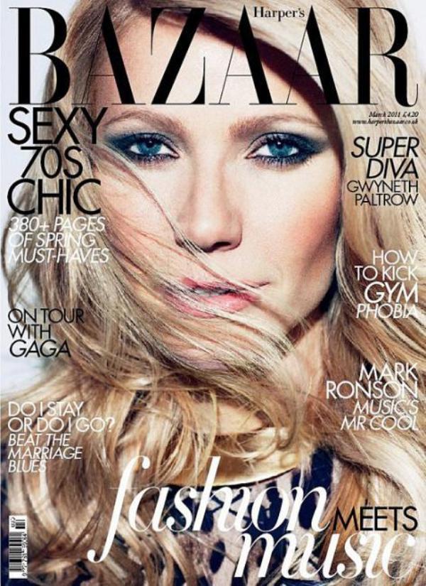 Godina kroz naslovnice: Harpers Bazaar
