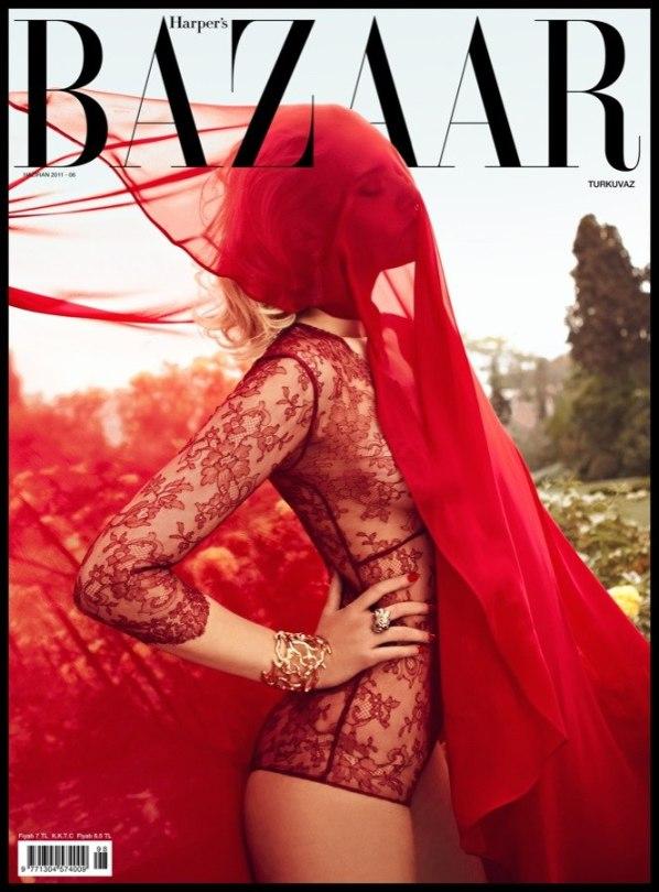 hb 06 11 00 Godina kroz naslovnice: Harpers Bazaar