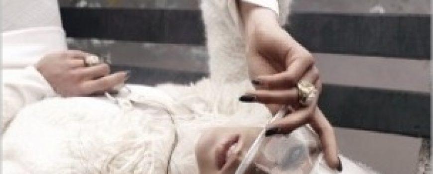 """Julia Saner u zimskoj idili za italijanski """"Vogue"""""""