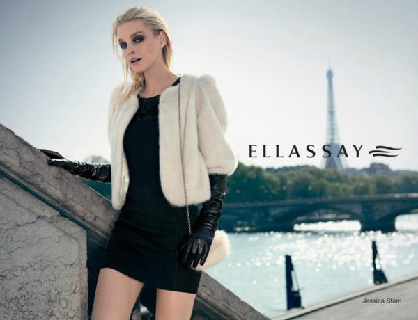 kao u povratku sa fantastične žurke Ellassay: Romantika u Parizu