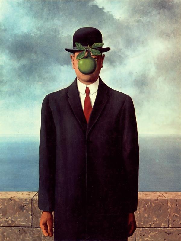 magritte son2 Slikar nadrealista: René Magritte