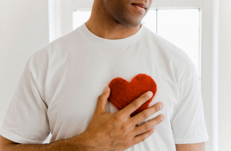 man in love 1 Sve ti je od srca veće