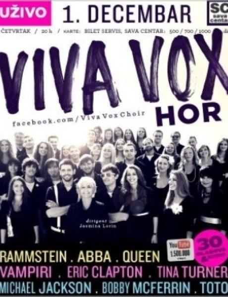 """Živeo """"Viva Vox""""!"""