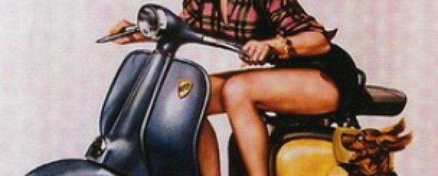 La Moda Italiana: Hajde da uzmemo neki dobar… motor!