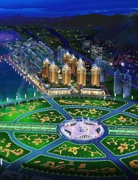 Trk na trg: 星海, Dalian