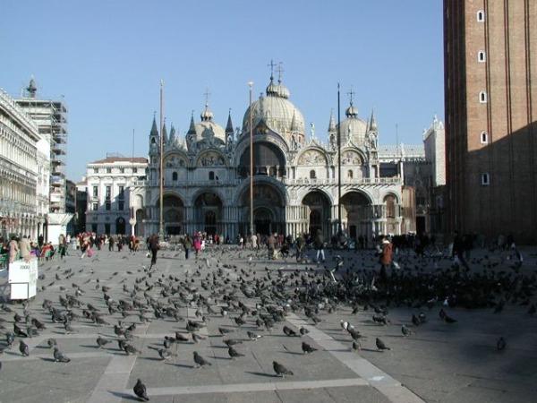 piazza san marco st Najfotografisanija mesta na svetu