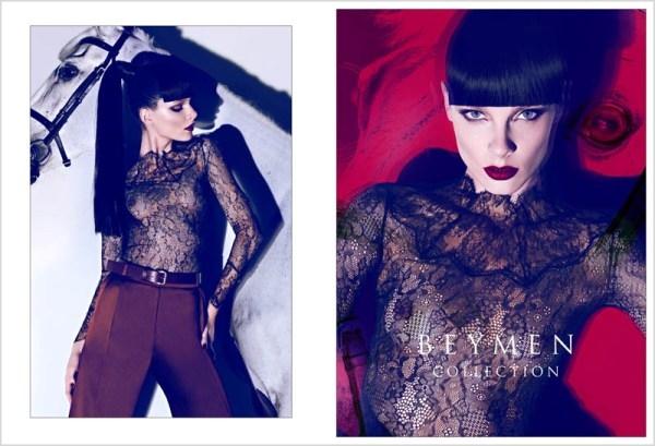 retkoja koja zena bi nosila ovu smelu kombinaciju Beymen: Kolekcija za dame sa stavom