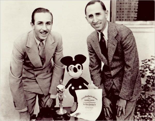 slika 02 Ljudi koji su pomerali granice: Walt Disney