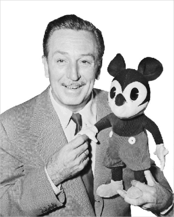 slika 03 Ljudi koji su pomerali granice: Walt Disney