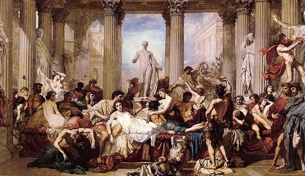 slika 310 Istorija koju niste učili u školi: Elagabal je znao šta je dobra zabava