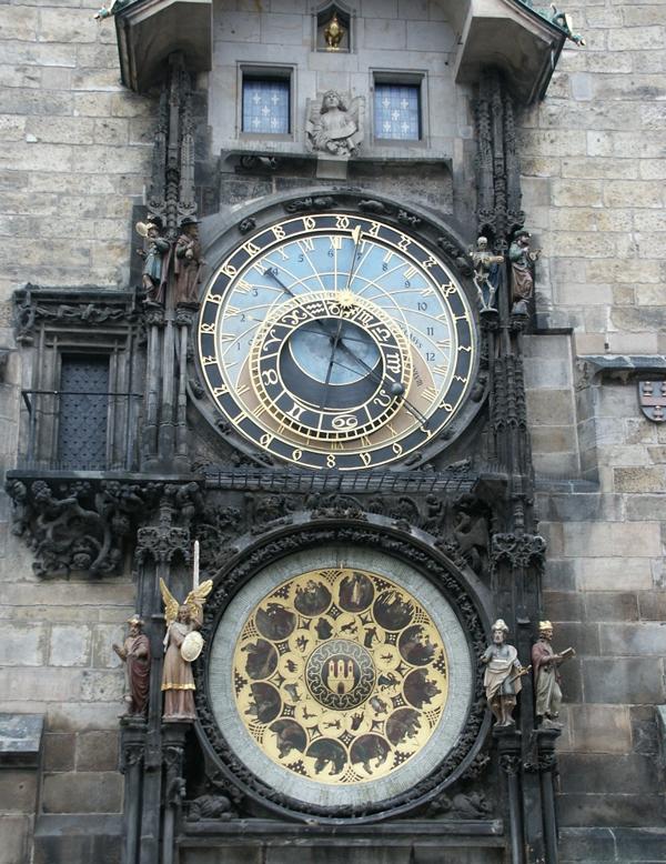 slika 56 Trk na trg: Staroměstské náměstí, Prag