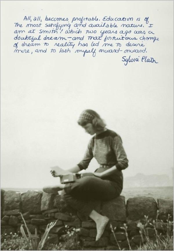 slika011 Sylvia Plath: Slikani dnevnik iz Evrope