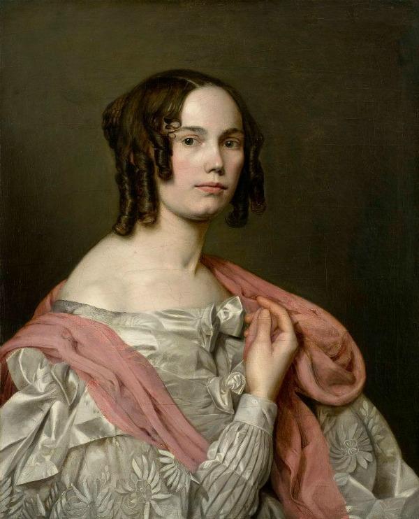 slika15 Katarina Ivanović: Prva srpska slikarka
